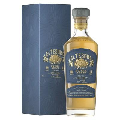 El Tesoro™ Tequila introduces El Tesoro™ Extra Anejo to it's award-winning portfolio. A trophy winner at top spirits competitions, this extra-aged tequila celebrates the art of tequila-making passed down through the generations. Photo credit: Beam Suntory
