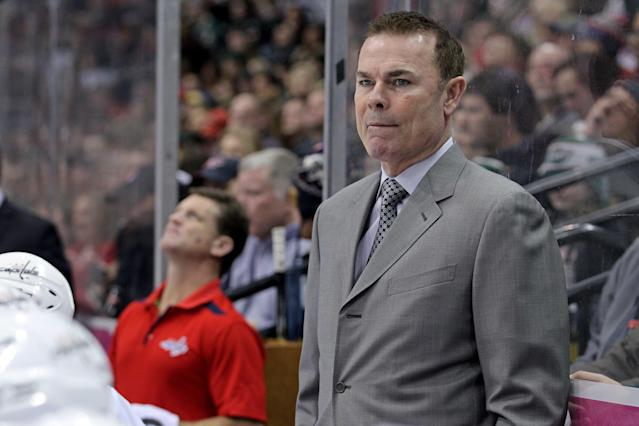 Adam Oates is probably going to lose his job this summer (Trending Topics)