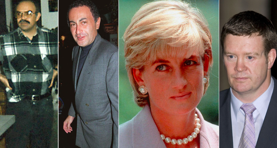 It has been 20 years since the crash that killed Princess Diana (Rex)