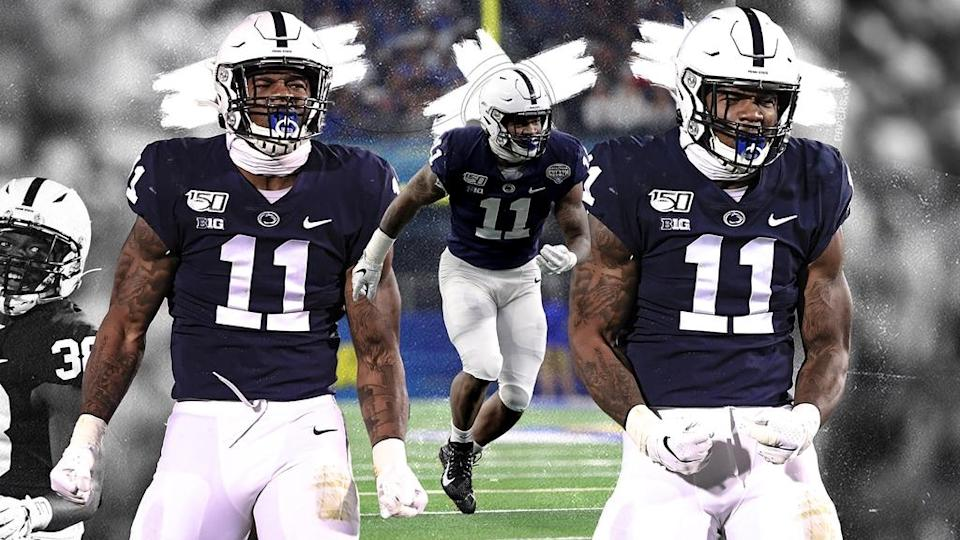 Micah Parsons Treated Image