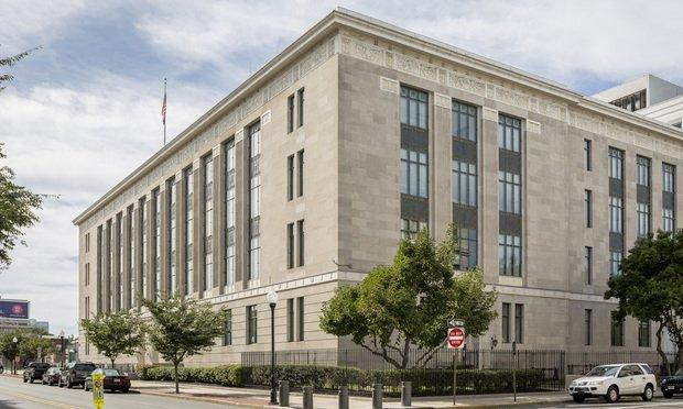 Clarkson Fisher Federal District Courthouse, Trenton, New Jersey (Photo: Carmen Natale/ALM)