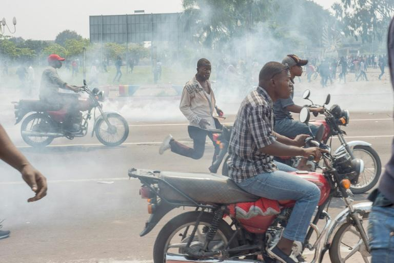 Proposed judicial reforms sparked protests in Kinshasa last week which further strained relations within the governing coalition