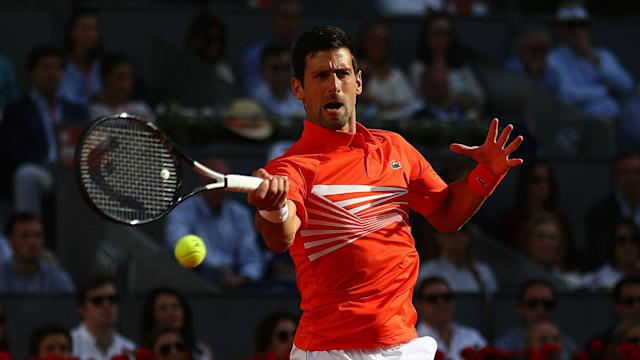 World number one Novak Djokovic was in fine form as he overcame Stefanos Tsitsipas to seal his 33rd ATP Masters 1000 title in Madrid.
