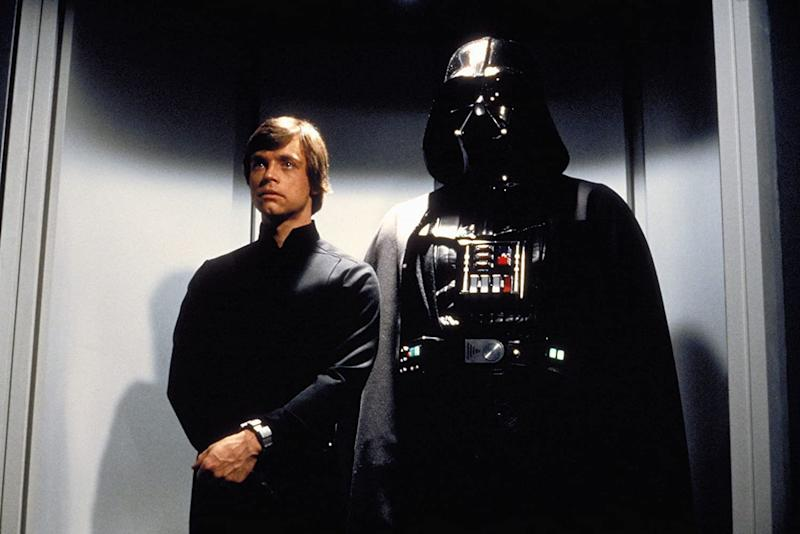 Luke Skywalker contemplates becoming a baddy (Image by Lucasfilm)