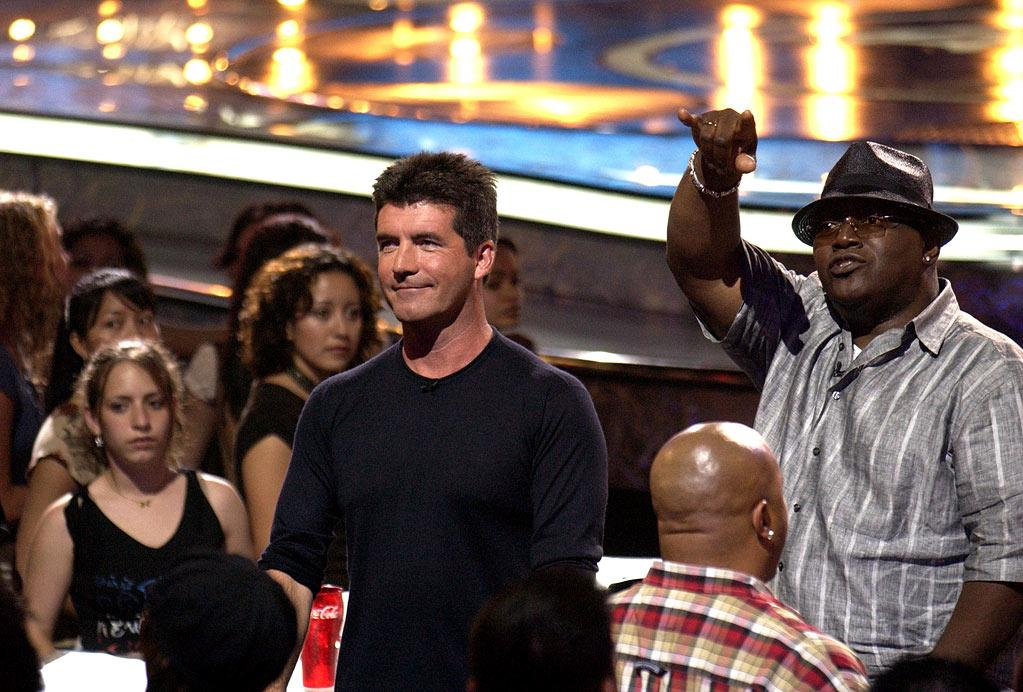 """Season 2 starts a long """"<a href=""""/american-idol/show/34934"""">Idol</a>"""" trend: record ratings. The show's return in January 2003 brings in <a href=""""http://news.bbc.co.uk/2/hi/entertainment/2686681.stm"""" rel=""""nofollow"""">26.5 million viewers</a>, giving Fox its biggest premiere numbers yet. Simon celebrated by wearing short-sleeved T-shirts. Fox gives Mr. Mean a three-year contract, plus room to think up more ways to torture up-and-coming hopefuls. He comes out with his autobiography, """"I Don't Mean to Be Rude, But..."""" Fans start a <a href=""""http://simonpics.com/simoncowelluniversity/"""" rel=""""nofollow"""">Simon College University</a> (with courses like """"Beginning Sado-Masochism"""" and """"The Art of the Striptease"""")."""