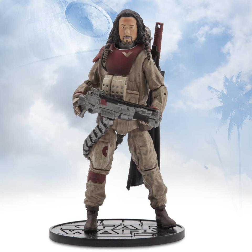 <p>Jiang Wen's mercenary comes well armed with a weapon we've named the Baze-ooka. <i>($26.95)</i></p>