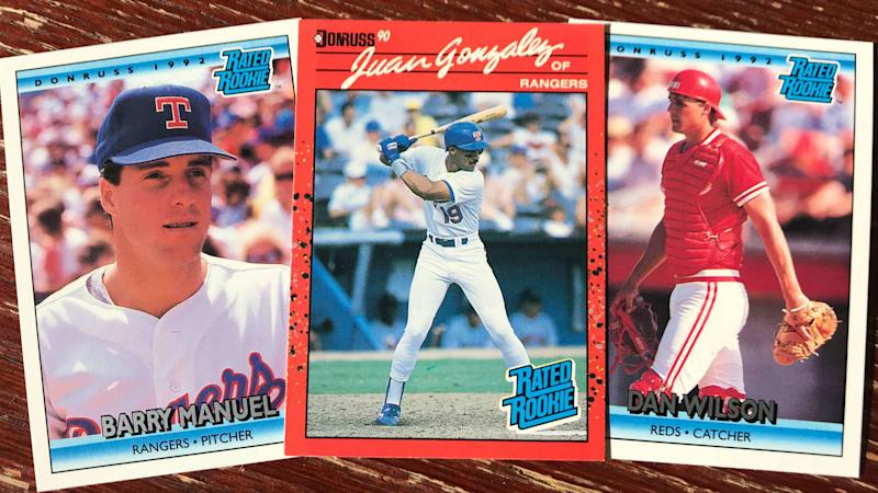 Career WAR numbers for every Donruss Rated Rookie from 1984 to 1993