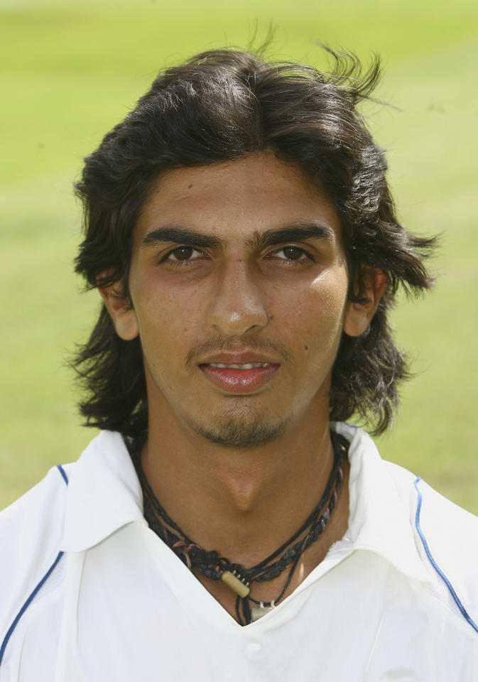 CHELMSFORD, UNITED KINGDOM - JULY 14:  Ishant Sharma during day 2 of the tour match between England Lions and India at the County Ground on July 14, 2007 in Chelmsford, England.  (Photo by Tom Shaw/Getty Images)
