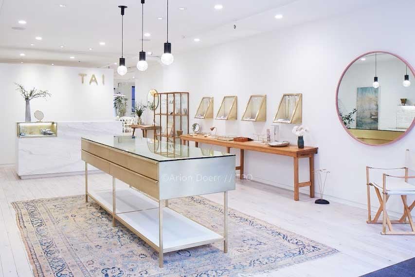 <p>Tai Jewelry was founded by Tai Rittichai, offering women a line of quality, on-trend jewelry at affordable prices. (Photo: courtesy of Tai Jewelry <br />Location: 262 Mott Street New York, NY 10012 </p>