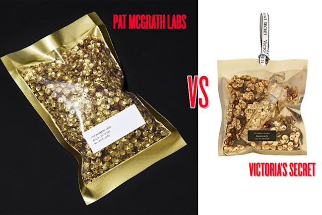 (Photo: Pat McGrath Labs; Victoria's Secret)