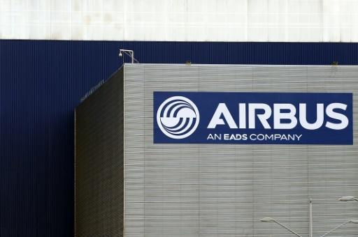 Airbus-Zentrale in Toulouse