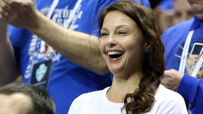 Don't mess with Ashley Judd.