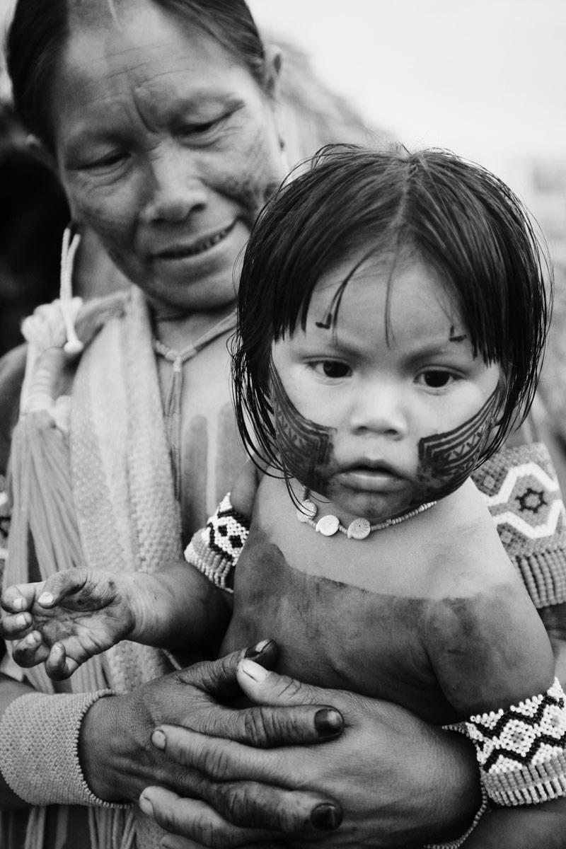 The Kayapó people were among the relatively isolated indigenous Amazonian societies studied in a classic 1975 paper on population dynamics and viral diseases. Scientists observed that the Kayapó suffered mostly from chronic viral infections, probably because isolation and the limited number of hosts discouraged acute ones.