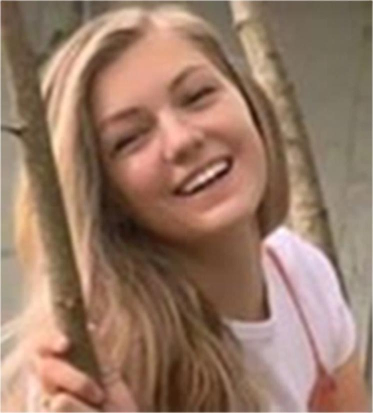 Gabrielle Petito went missing while traveling in Wyoming. (Suffolk County Police Department)