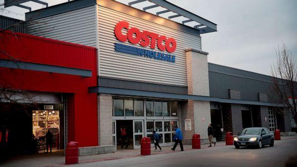 PHOTO: Customers shop at a Costco store in this Dec. 12, 2018 file image in Chicago. (Scott Olson/Getty Images, FILE)