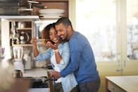 """<p>Whether you've been dating for a few months or you've been married for years, there will come a time when you need new activities for date night. Luckily, <a href=""""https://www.countryliving.com/life/g5117/fun-date-night-ideas/"""" rel=""""nofollow noopener"""" target=""""_blank"""" data-ylk=""""slk:romantic date night ideas"""" class=""""link rapid-noclick-resp"""">romantic date night ideas</a> don't have to be extravagant—you can have fun home date nights that are even better than any fancy dinner at a restaurant or night out on the town. These at home date night ideas are perfect for couples looking for fresh, casual date inspiration that can take place in the comfort of their own house. While you can always try some romantic <a href=""""https://www.countryliving.com/food-drinks/g4770/dinner-ideas-for-two/"""" rel=""""nofollow noopener"""" target=""""_blank"""" data-ylk=""""slk:dinner recipes for two"""" class=""""link rapid-noclick-resp"""">dinner recipes for two</a>, why not follow the meal by pampering yourselves with a DIY spa night or enjoying homemade ice cream sundaes? </p><p>Simple touches can speak volumes, especially since you don't need any grand, sweeping gestures to have a special night together. Cuddle up under a blanket and go outside to stargaze, watch a <a href=""""https://www.countryliving.com/life/entertainment/g33605403/virgin-river-netflix-cast/"""" rel=""""nofollow noopener"""" target=""""_blank"""" data-ylk=""""slk:romantic television show"""" class=""""link rapid-noclick-resp"""">romantic television show</a>, or set up a projector in the living room to feel like you're at the movies. Whether you're looking for a foodie-themed night, a themed movie marathon, or a fun game to play together, this list of creative home date night ideas won't disappoint you.</p>"""