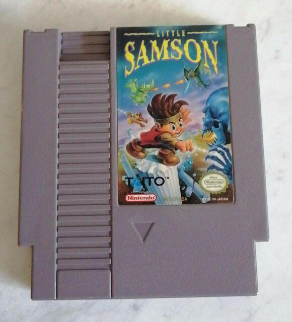 """<p>Attention: video game nerds. Your copy of 1992's Little Samson is worth almost <a href=""""https://www.ebay.com/p/Little-Samson-Nintendo-Entertainment-System-1992/5743"""" rel=""""nofollow noopener"""" target=""""_blank"""" data-ylk=""""slk:$800"""" class=""""link rapid-noclick-resp"""">$800</a>, so tell that to the next person who side-eyes you for keeping it under your bed all these years. </p>"""