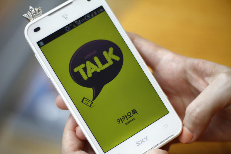 News Summary: Messaging apps show Asia mobile rise