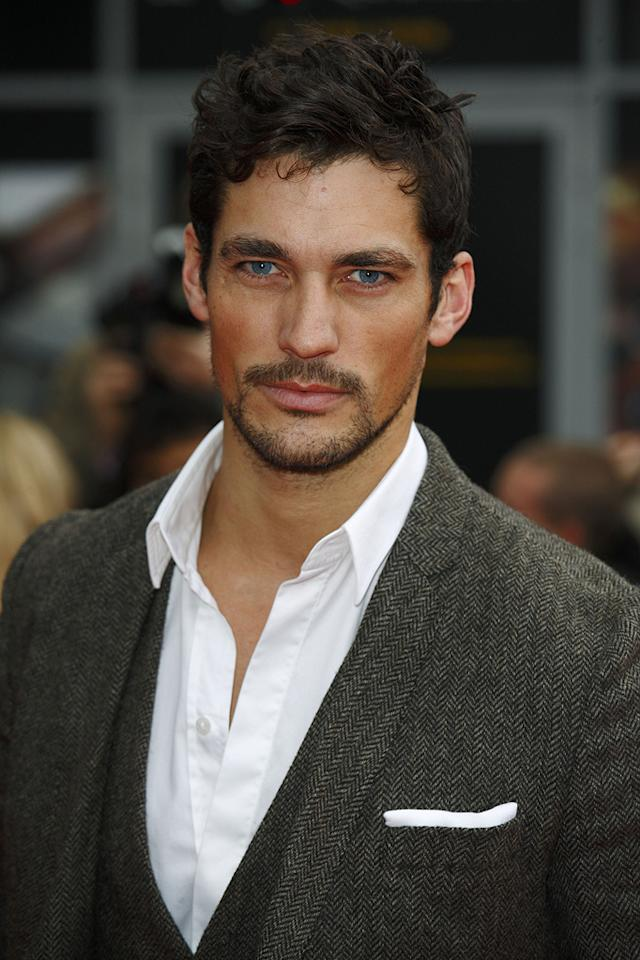 """David Gandy at the London premiere of <a href=""""http://movies.yahoo.com/movie/1810041991/info"""">Prince of Persia: The Sands of Time</a> - 05/09/2010"""
