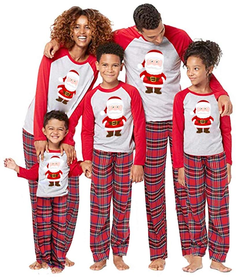 995099d8bd 36 Matching Family Holiday Pajamas That Will Make This Year Cozier ...