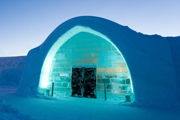 Freezing and fabulous: The best ice hotels