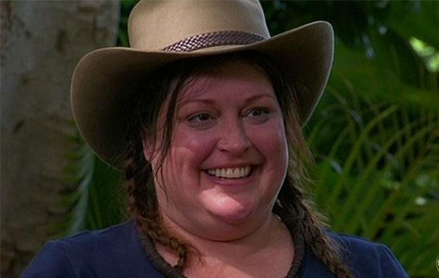 Tziporah Malkah on 10's <i>I'm A Celebrity... Get Me Out of Here!</i> Photo: Network Ten