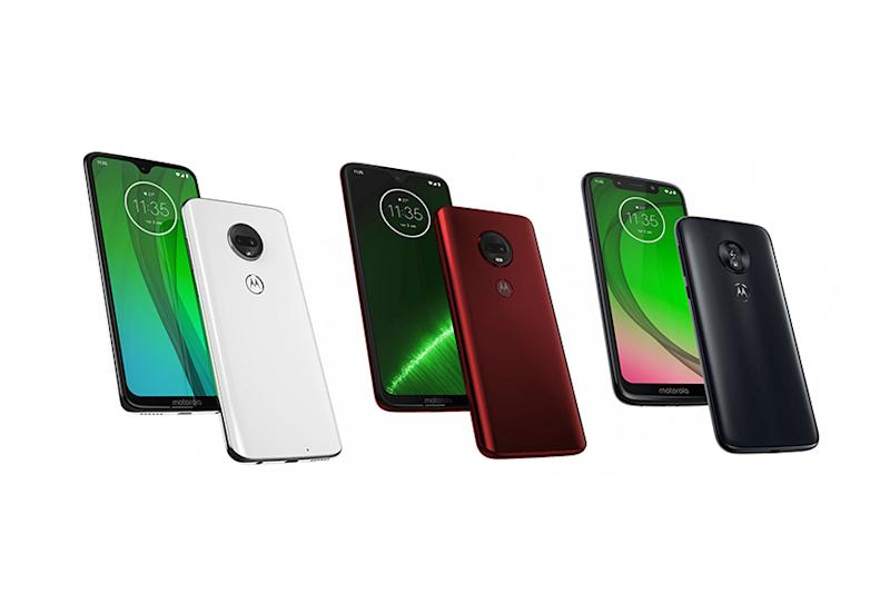 Motorola Keeps G-Series Alive With Moto G7, Moto G7 Power, Moto G7 Plus, Moto G7 Play
