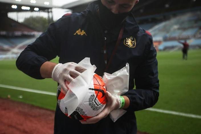 18 positive cases of coronavirus have been detected in the latest weekly round of Premier League testing