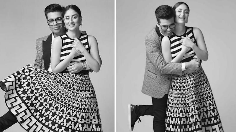 Kareena Kapoor & Karan Johar All Set To Collaborate Again?