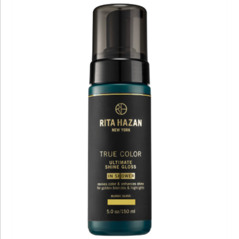 "<p>R29 readers are loyal to Rita Hazan's <a href=""https://www.refinery29.com/en-us/best-hair-gloss-products"" rel=""nofollow noopener"" target=""_blank"" data-ylk=""slk:color-protecting foam gloss"" class=""link rapid-noclick-resp"">color-protecting foam gloss</a>, and they're not the only ones. Hazan, a celebrity hair colorist based in New York City, gives it to all her A-list clients (including <a href=""https://www.refinery29.com/en-us/2014/07/71052/jessica-simpson-wedding-hair"" rel=""nofollow noopener"" target=""_blank"" data-ylk=""slk:Jessica Simpson"" class=""link rapid-noclick-resp"">Jessica Simpson</a> and <a href=""https://www.refinery29.com/en-us/summer-blonde-hair-color-highlights-trend-2018"" rel=""nofollow noopener"" target=""_blank"" data-ylk=""slk:Beyoncé"" class=""link rapid-noclick-resp"">Beyoncé</a>) to make their blonde <a href=""https://www.refinery29.com/en-us/2019/02/224020/spring-hair-color-trends-2019"" rel=""nofollow noopener"" target=""_blank"" data-ylk=""slk:highlights"" class=""link rapid-noclick-resp"">highlights</a> stay shiny a few weeks longer.</p><br><br><strong>Rita Hazan</strong> Ultimate Shine Gloss, $26, available at <a href=""https://www.sephora.com/product/ultimate-shine-gloss-P385154#locklink"" rel=""nofollow noopener"" target=""_blank"" data-ylk=""slk:Sephora"" class=""link rapid-noclick-resp"">Sephora</a>"