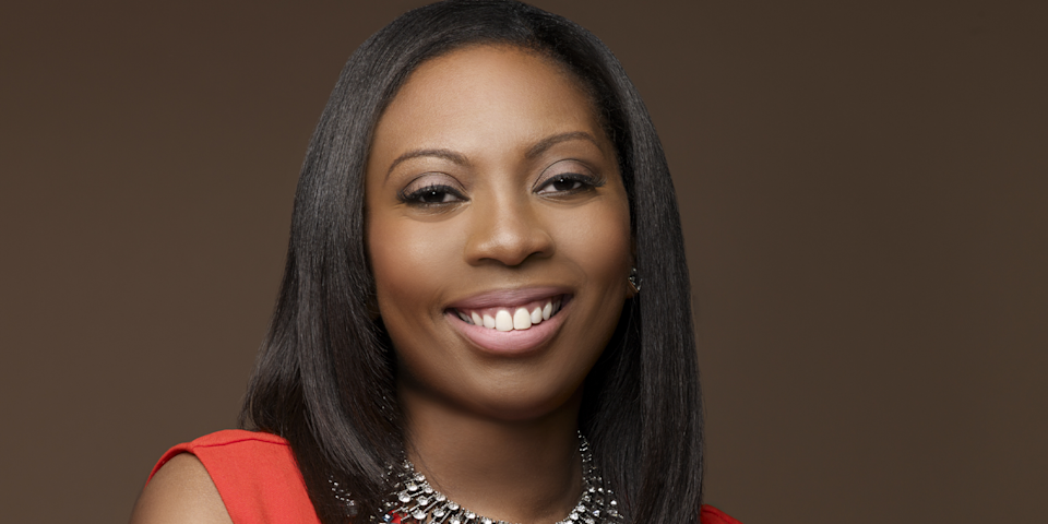 Chanel Frazier, managing director, head of business strategy for the portfolio management group, BlackRock