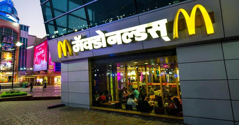 McDonald's slims, contemplates outsourcing jobs to India