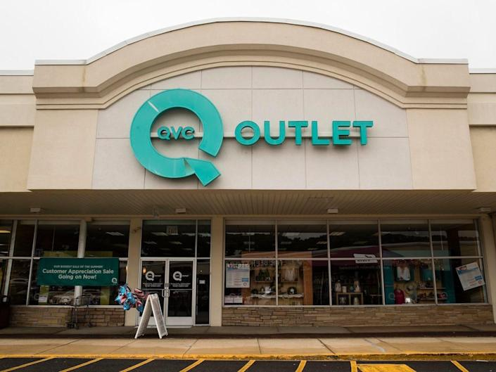 QVC outlet store
