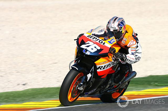 "2007. Dani Pedrosa, Repsol Honda Team <span class=""copyright"">Gold and Goose / Motorsport Images</span>"