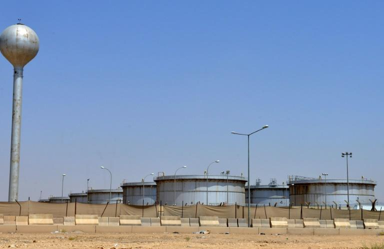 The prospect of a quick recovery in Saudi crude production sent oil prices sharply lower