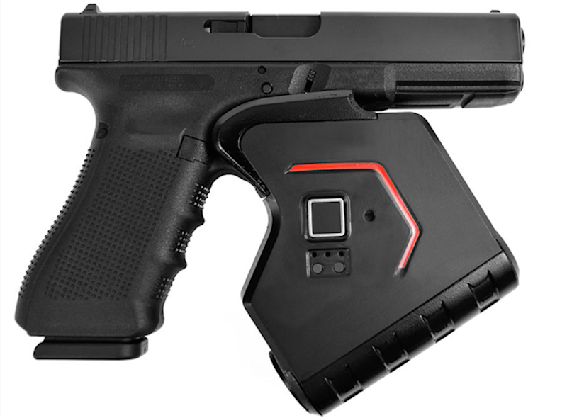 New smart gun technology may help with gun safety in the US