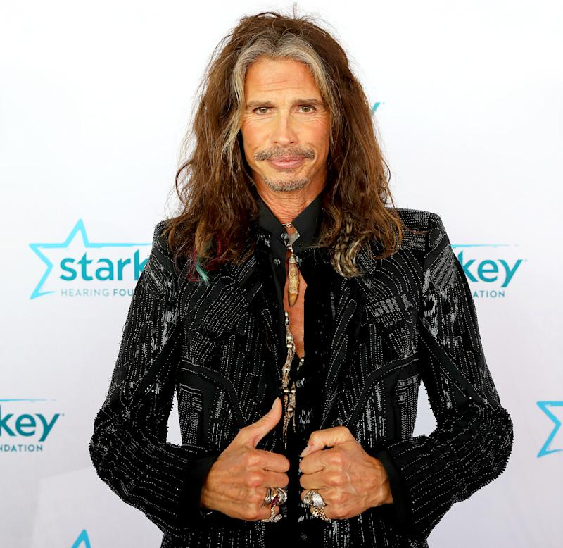 Aerosmith's Steven Tyler Addresses Heart Attack and Seizure Rumors