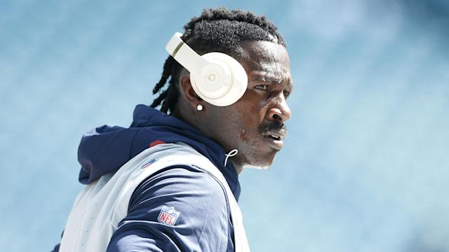 Having been released by the New England Patriots on Friday, Antonio Brown tweeted to say he no longer intends to play in the NFL.