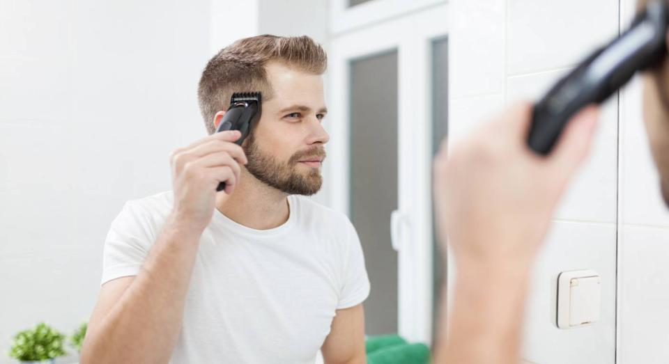 Top-rated affordable hair clippers for men. (Getty Images)