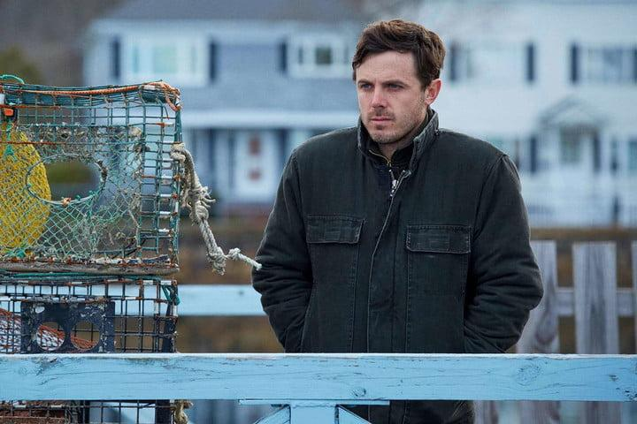 Frame de la película Manchester by the Sea.