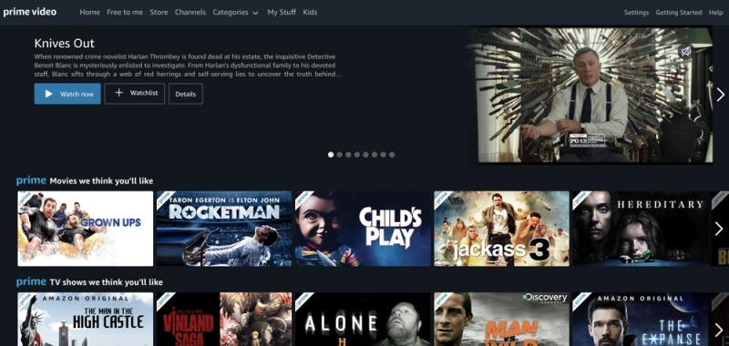 Amazon Prime Video is free with your Prime subscription, or $8.99 per month without Prime, and features a variety of top-notch original series. (Image: Amazon)