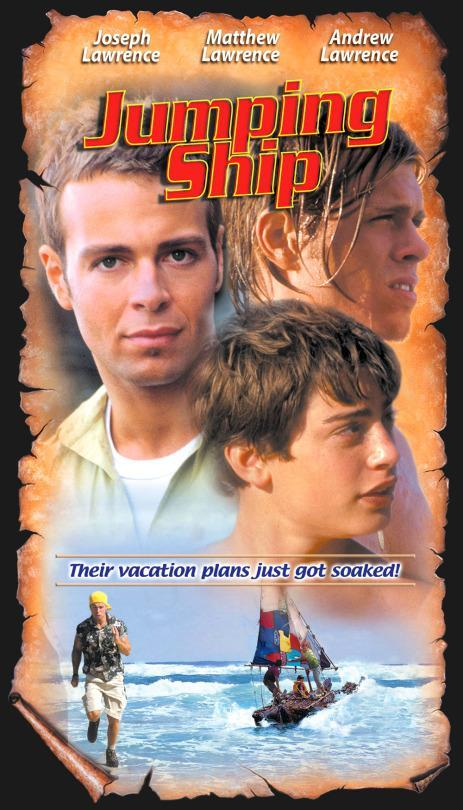 <p>All three Lawrence Brothers plus someone named Martin Dingle Wall star in this erotic thriller about modern day pirates with a taste for mayhem and Lawrence Brothers. <em>(Credit: Disney Channel)</em> </p>