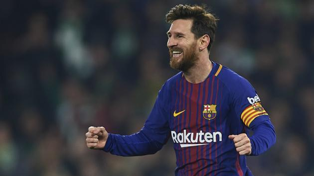 <p>Valverde: Messi is the best player there is and there ever will be</p>