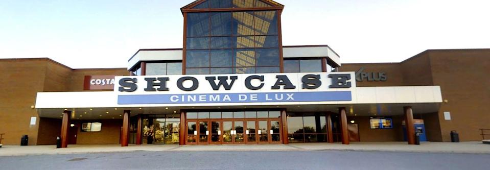 Photo credit: Showcase cinemas