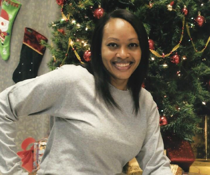 Tanesha Bannister was raised in South Carolina and is being held in Texas. (Photo: CAN-DO)