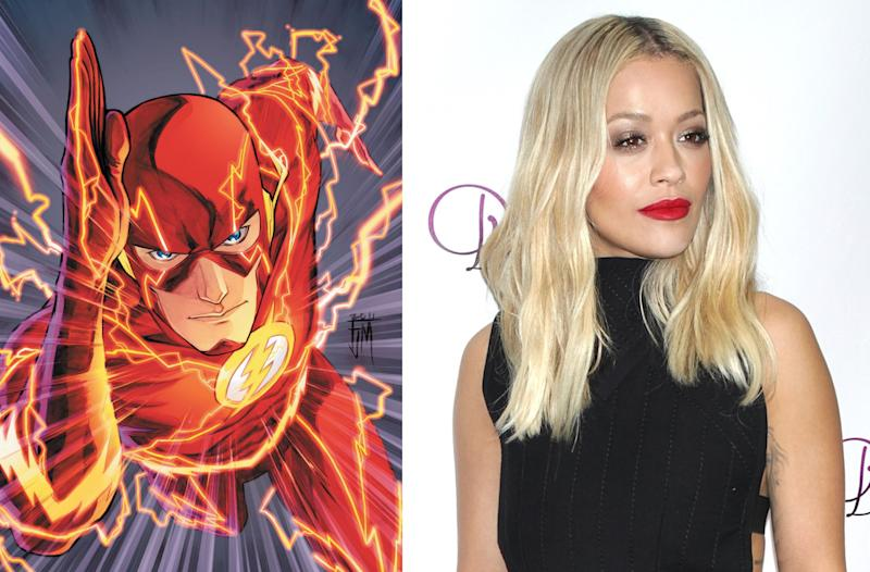 The Flash Movie Casts Kiersey Clemons as its Female Lead