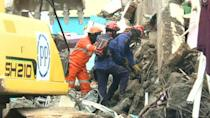 Indonesia hunts for survivors as quake death toll hits 84
