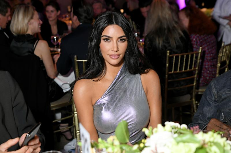 Kim Kardashian Reveals Why Daughter Was Edited Into Family Halloween Photo