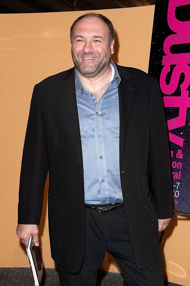 "September 18: James Gandolfini turns 49 Dario Cantatore/<a href=""http://www.gettyimages.com/"" target=""new"">GettyImages.com</a> - May 6, 2010"