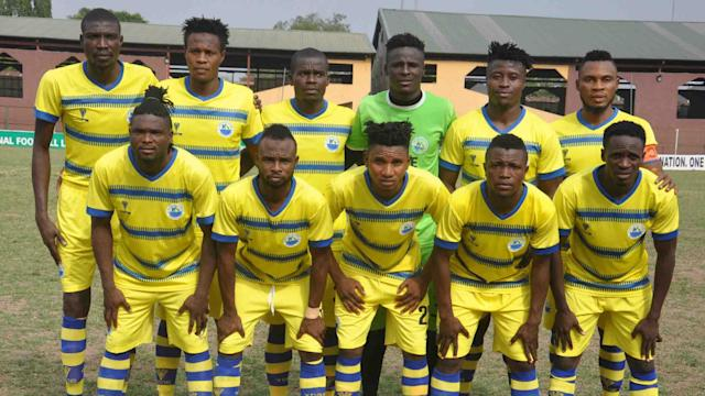 The newly tactician of the Damaturu side is making his work manifest in his new club after going back to his former team to pick some players